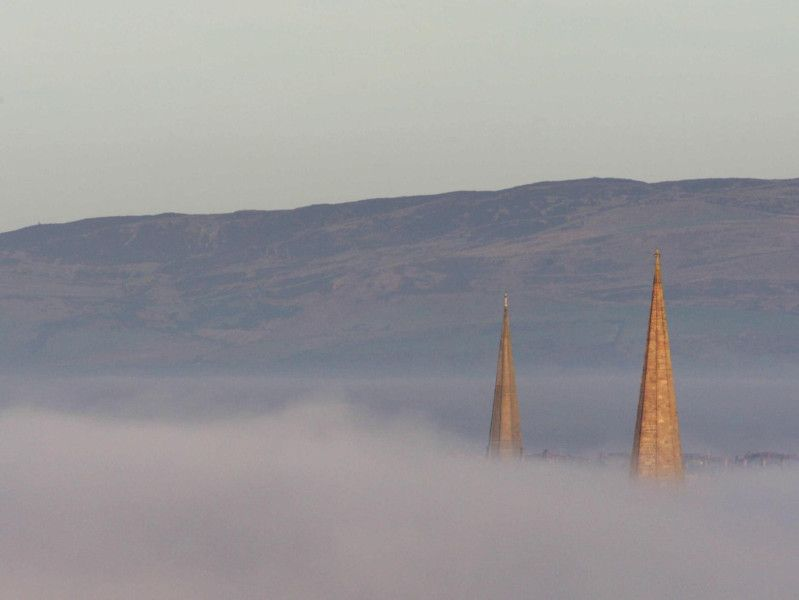 Derry severe weather warning issued: freezing fog is on ...