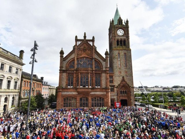 Londonderry events - Discover Northern Ireland