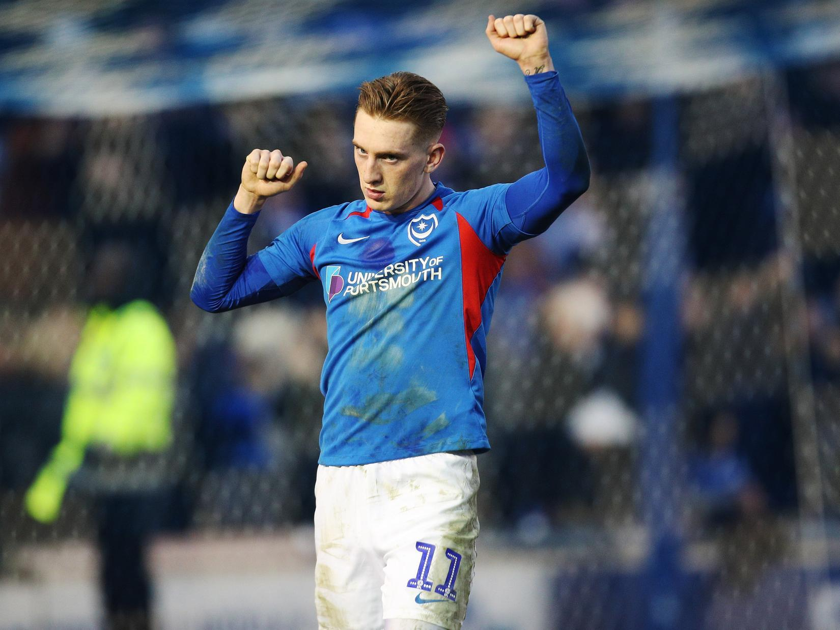 Portsmouth's Ronan Curtis wants FA Cup shock against Arsenal