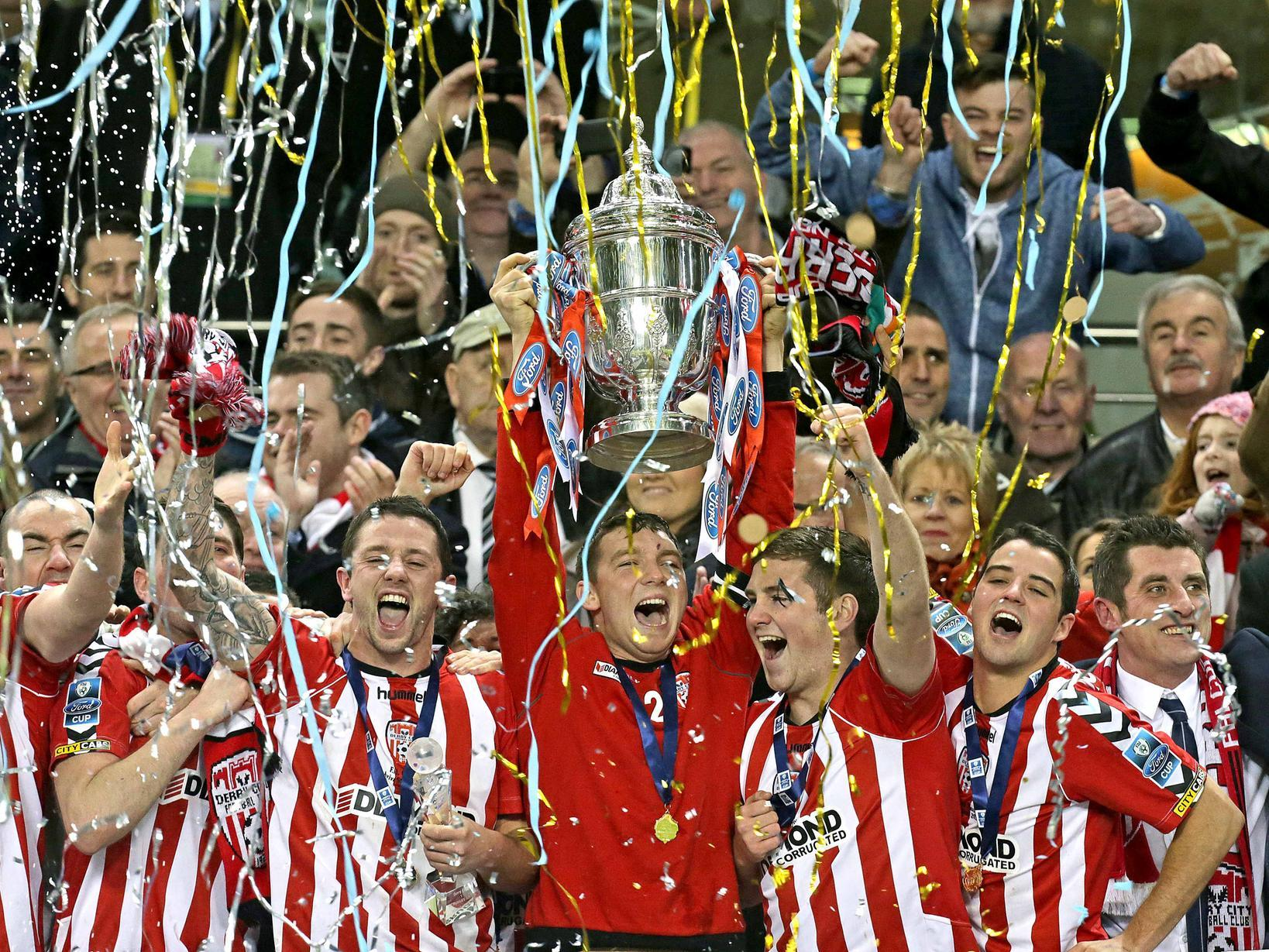 Derry City await release of League of Ireland fixture list and FAI Cup opponents