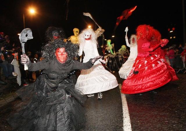Halloween Returns 2020 News Halloween Derry & Strabane 2020 : Cooper welcomes preparations for