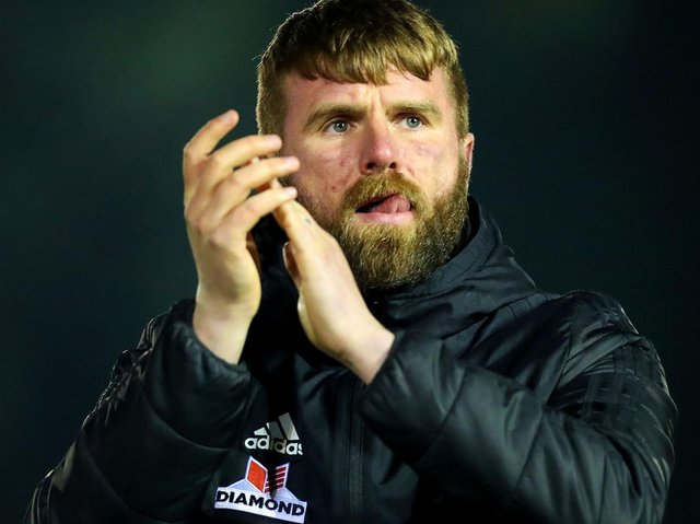 Former Celtic winger, Paddy McCourt revealed three of Derry City's Academy players have been over training at Celtic.