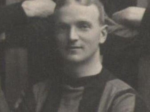 Charlie O'Hagan.