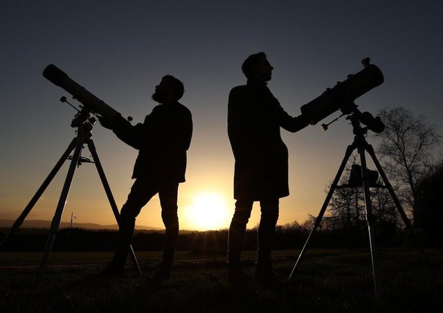 Astronomy and photography fans asked to 'Reach for the Stars'