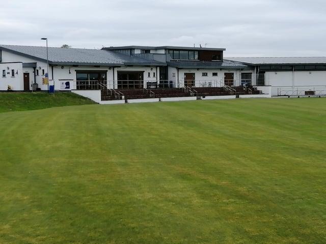 Bready Cricket Club.