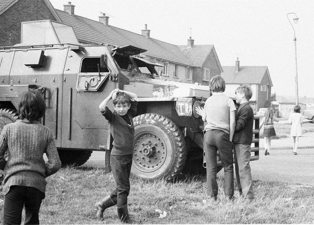 The Cain archive covers the history of the NI Troubles.
