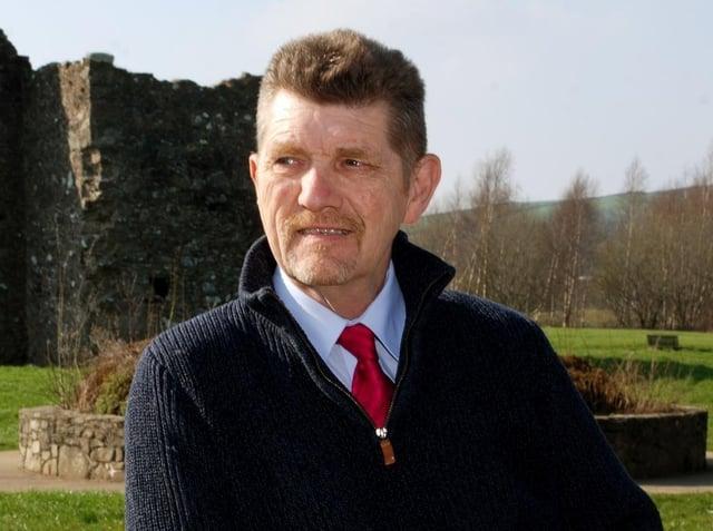 Derek Hussey