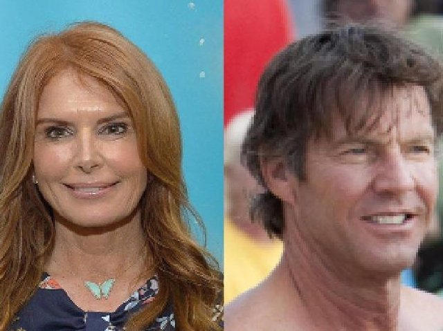 Roma Downey is producing a new film starring Dennis Quaid.