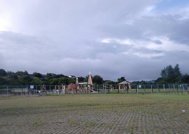 Ballyarnett play park (file picture)