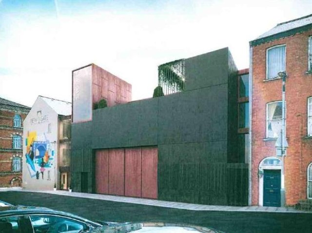 The proposed extension at the New Gate Arts and Culture Centre