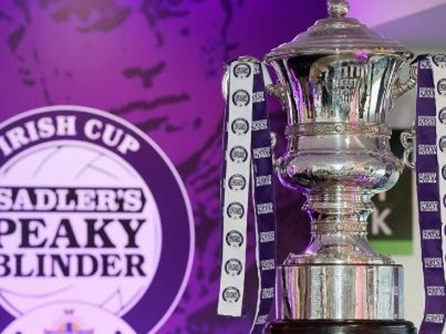 Institute have joined Queen's and Newry City in deciding to withdrawal from this season's Sadler;s Peaky Blinder Irish Cup.