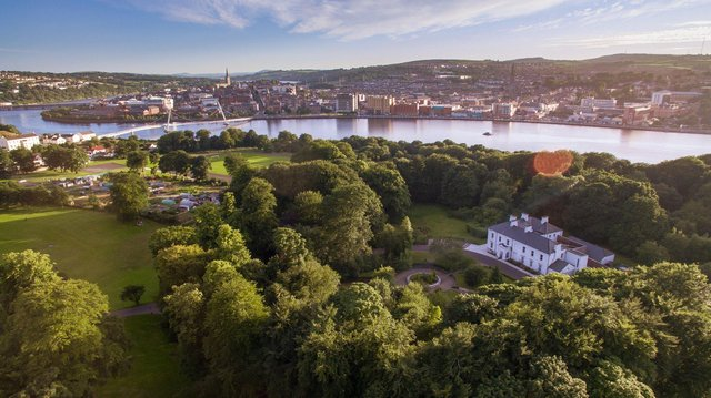 Derry's prospects as a result of the City Deal are set to flourish.