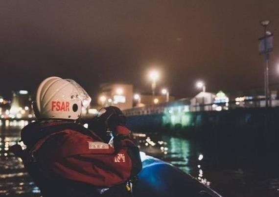 Foyle Search and Rescue file image.