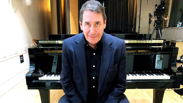 Jools Holland is keeping viewers entertained
