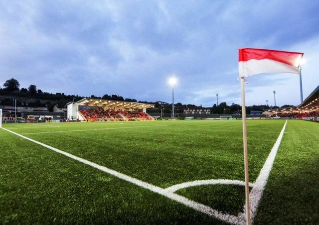 League of Ireland football returns to the Brandywell this month.