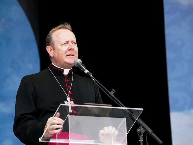 Archbishop Eamon Martin