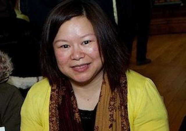 Nikki Yau, Foyle Racial Equality Forum.