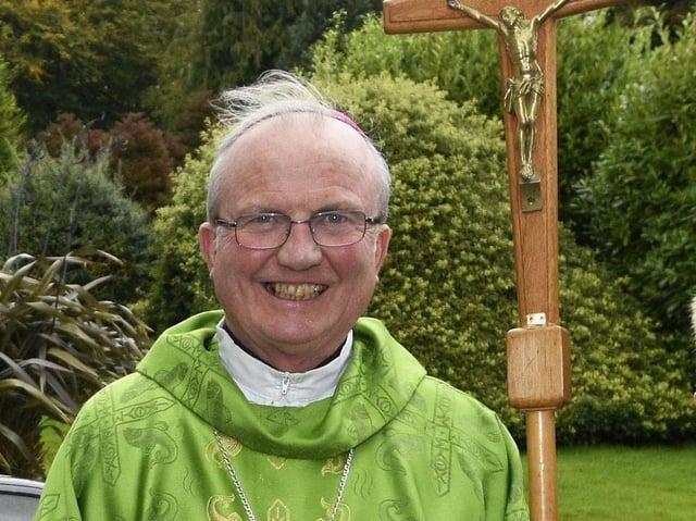 Bishop Dónal McKeown