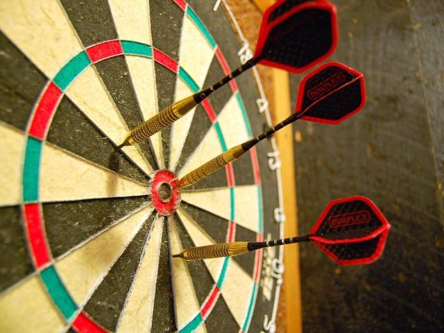 Energise Sales Online Derry Darts League