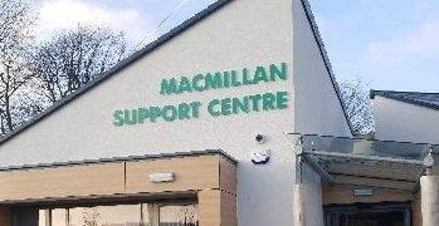 The Macmillan Cancer Support Centre, based at Altnagelvin Hospital.