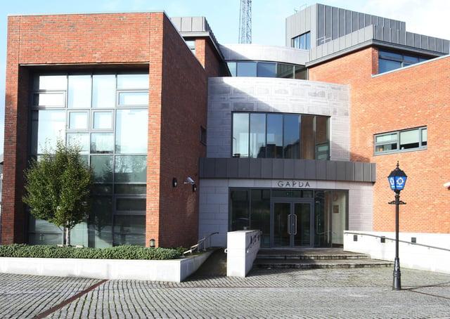 Buncrana Garda Station.  (DER4613JB082)