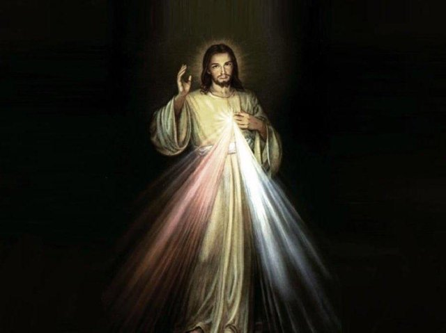 The Divine Mercy begins today, Good Friday.