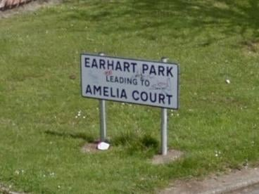The incident occurred at Earhart Park.