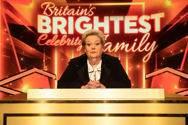 Host The Governess, Anne Hegerty