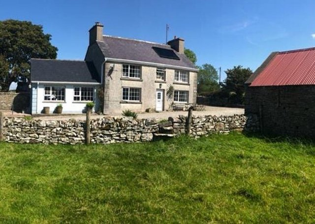 The homestead is on South West Donegal