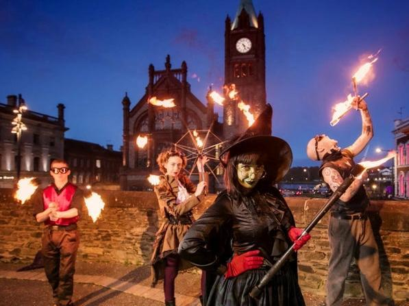 Halloween 2020 Derry 50,000 approved for Derry Halloween 2020 | Derry Journal