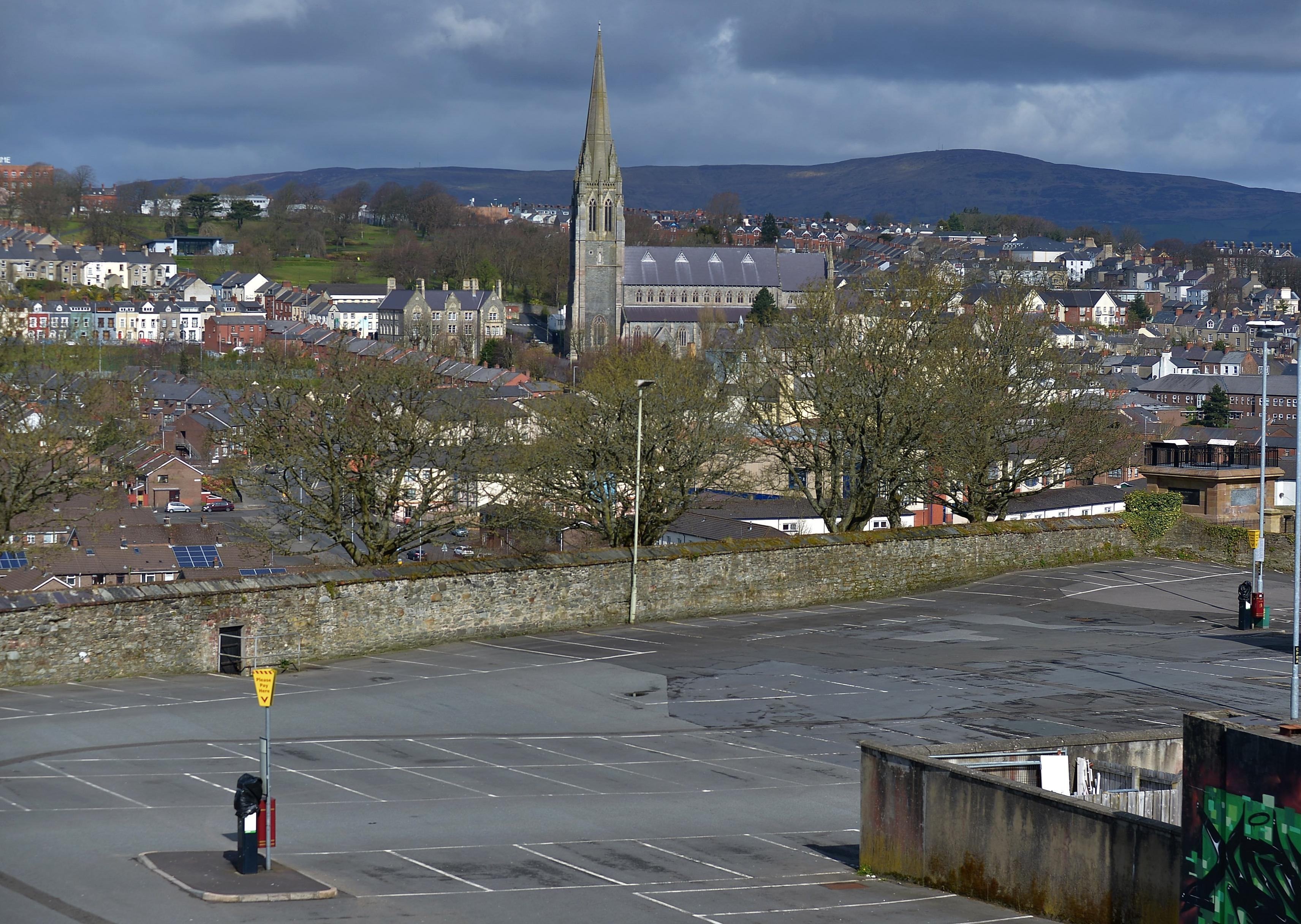 Car parking fees returning in Derry City & Strabane District