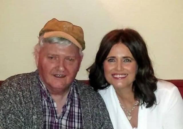 Sinead and Tony O'Sulllivan.
