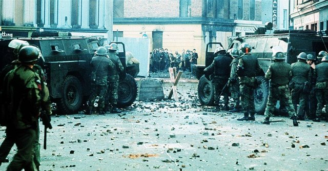 Bloody Sunday took place in Derry on January 30, 1972.