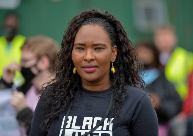 Lilian Seenoi-Barr, NWMF director of programmes. DER2030GS - 018