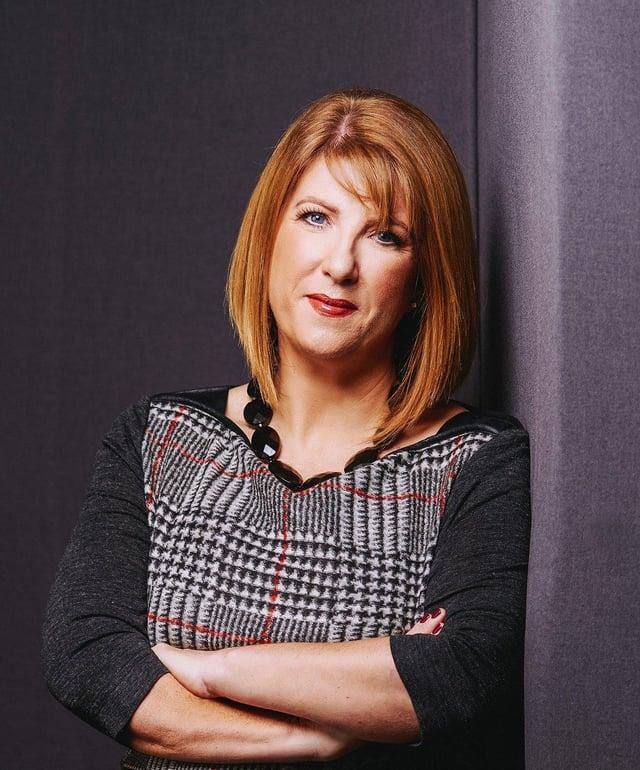 NIHF CEO Janice Gault