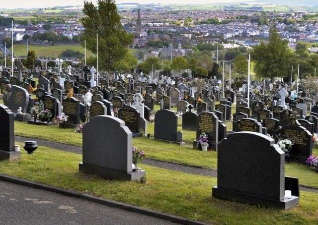 Derry's City Cemetery