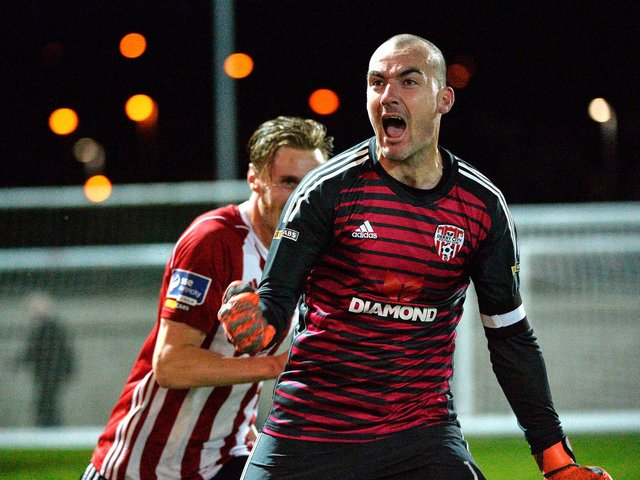 Former Derry City number one Gerard Doherty feels it's a good call by the club to appoint Ruaidhri Higgins as manager.