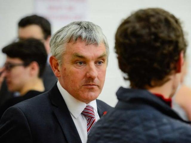DUP MLA for West Tyrone, Thomas Buchanan.