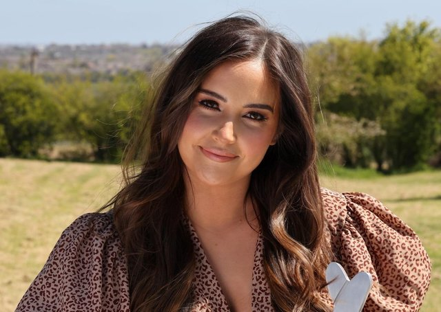 TV star Jacqueline Jossa launches 2021 National Lottery Awards, the annual search for public's favourite National Lottery funded people and projects. Credit: National Lottery