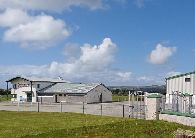 The centre is located at Carndonagh GAA clubhouse.