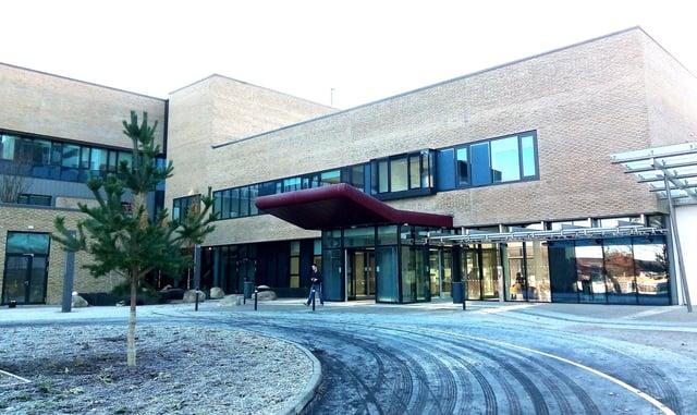 The North West Cancer Centre at Altnagelvin Hospital.