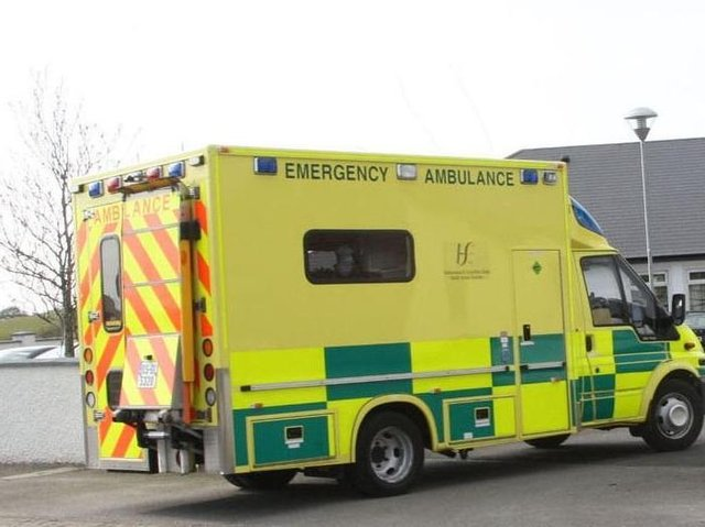 Ambulance services have not been affected by the ransomware attack.