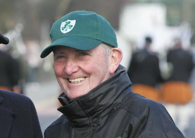 The late Sean McHugh.
