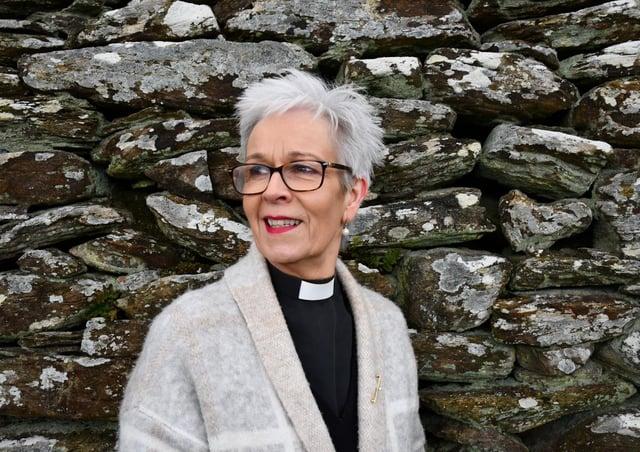 Rev. Canon Judi McGaffin