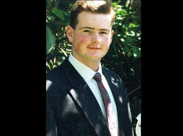 Michael Ferguson was shot dead in Derry city centre in 1993.