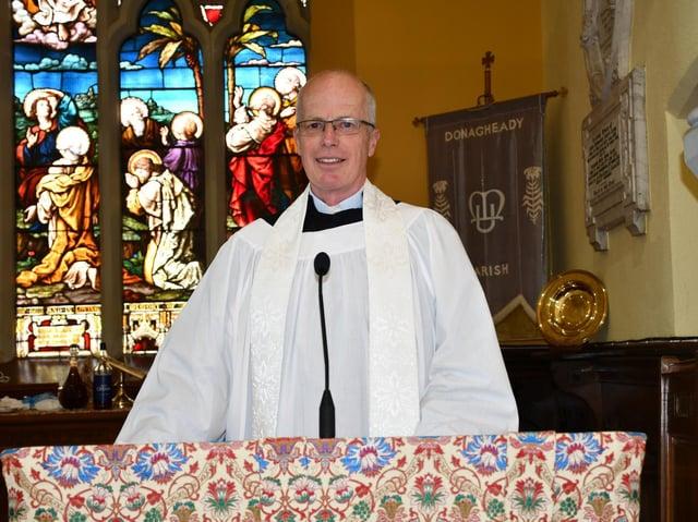 Rev Dr Robin Stockitt