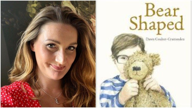 Derry illustrator Dawn Coulter-Cruttenden has been shortlisted for the Waterstones Children's Book Prize 2021 for her first book 'Bear Shaped'.