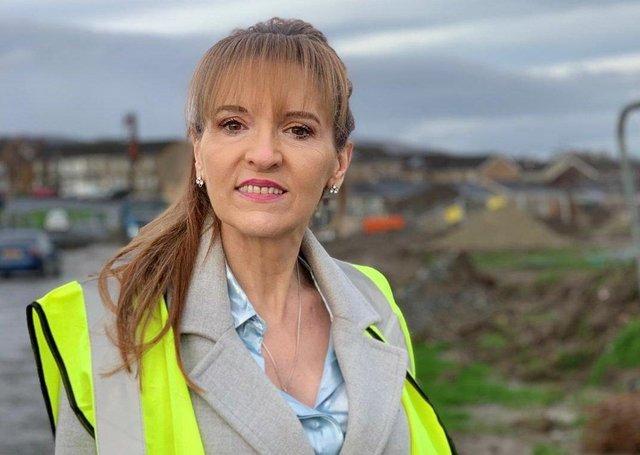 Sinn Fein MLA Martina Anderson has welcomed the completion of the stretch of the A6 Derry to Belfast road.