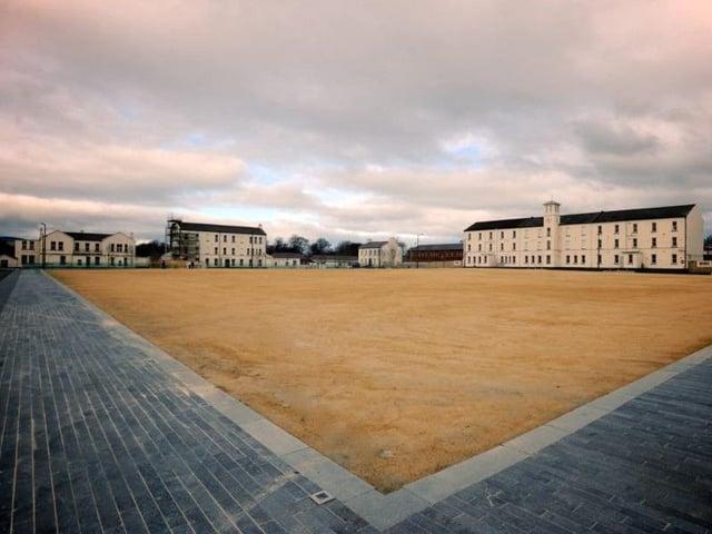 Ebrington Square.