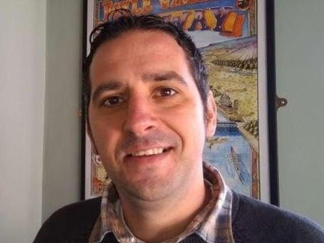 Councillor Christopher Jackson